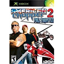 XBX: AMERICAN CHOPPER 2: FULL THROTTLE (COMPLETE)